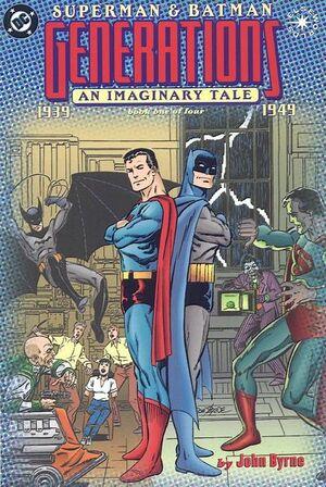 Superman & Batman Generations Vol 1 1