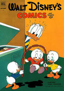 Walt Disney's Comics and Stories Vol 1 145