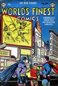 World's Finest Comics Vol 1 64