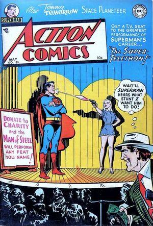 Action Comics Vol 1 180