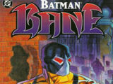 Batman: Bane Vol 1 1