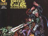 Beck & Caul Annual Vol 1 1