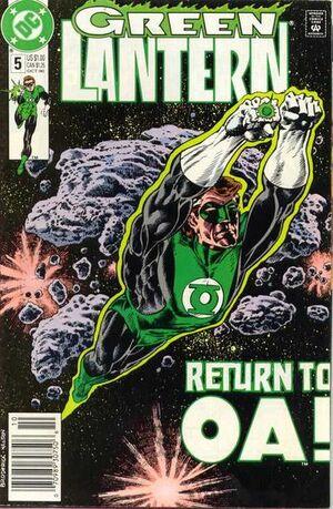Green Lantern Vol 3 5