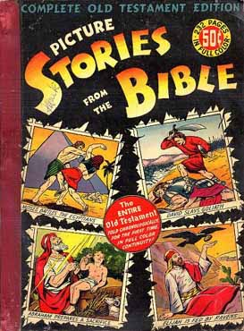 Picture Stories from the Bible Old Testament Edition Vol 1 1