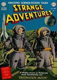 Strange Adventures Vol 1 1
