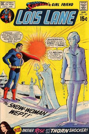 Superman's Girlfriend, Lois Lane Vol 1 107
