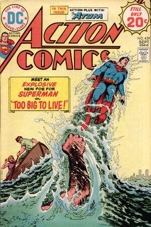 Action Comics Vol 1 439