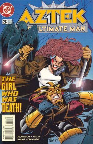 Aztek The Ultimate Man Vol 1 3