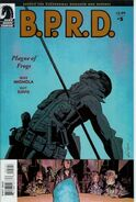 BPRD Plague of Frogs Vol 1 5