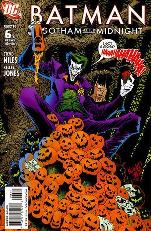 Batman Gotham After Midnight Vol 1 6