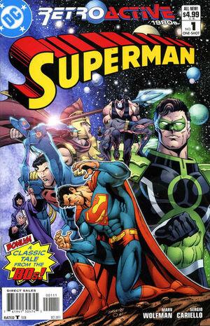 DC Retroactive Superman The '80s Vol 1 1