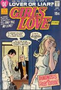 Girls' Love Stories Vol 1 156