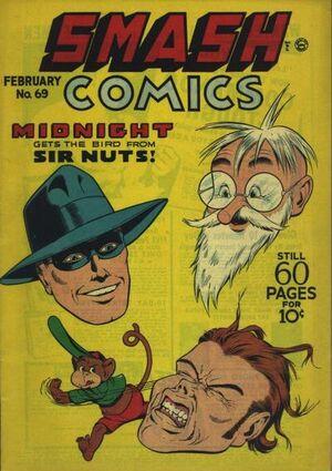 Smash Comics Vol 1 69