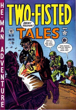 Two-Fisted Tales Vol 1 19