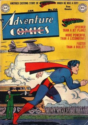 Adventure Comics Vol 1 136