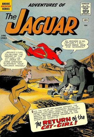 Adventures of the Jaguar Vol 1 4