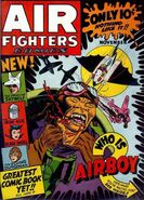 Air Fighters Comics Vol 1 2