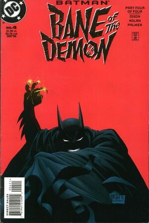 Batman Bane of the Demon Vol 1 4