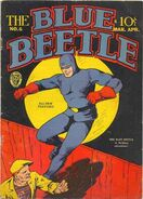 Blue Beetle (Fox) Vol 1 6