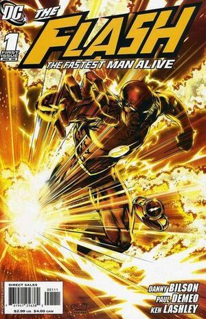 Flash The Fastest Man Alive Vol 1 1