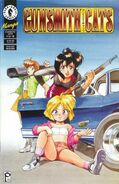 Gunsmith Cats Vol 1 4