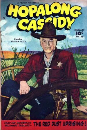 Hopalong Cassidy Vol 1 28