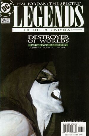 Legends of the DC Universe Vol 1 34