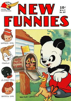 New Funnies Vol 1 87