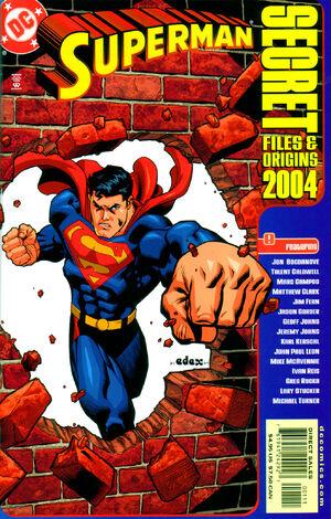 Superman Secret Files and Origins Vol 1 2004