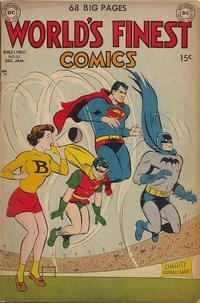 World's Finest Comics Vol 1 55