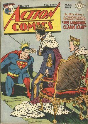 Action Comics Vol 1 106