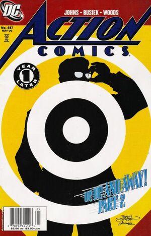 Action Comics Vol 1 837