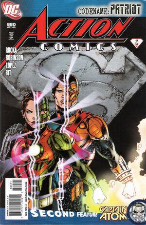 Action Comics Vol 1 880