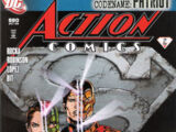 Action Comics Vol 1 880
