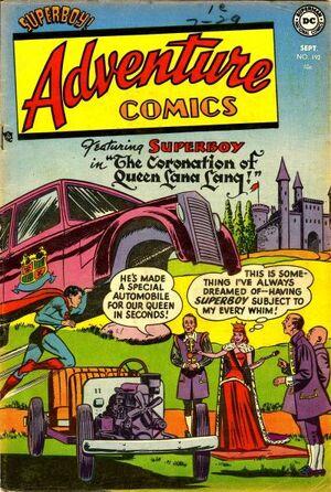 Adventure Comics Vol 1 192