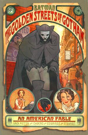 Batman The Golden Streets of Gotham Vol 1 1