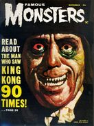 Famous Monsters of Filmland Vol 1 20