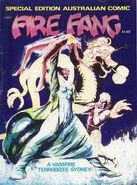 Fire Fang Vol 1 1