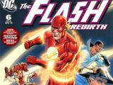 Flash: Rebirth Vol 1 6