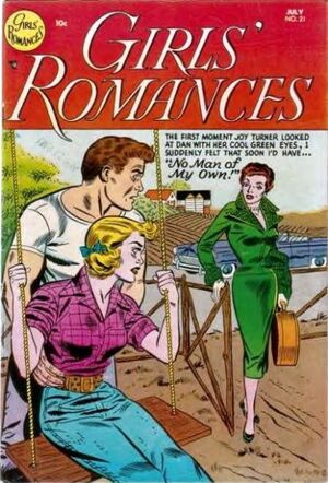 Girls' Romances Vol 1 21