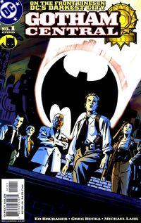 Gotham Central Vol 1 1