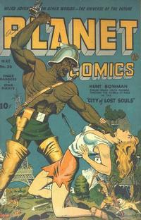 Planet Comics Vol 1 30
