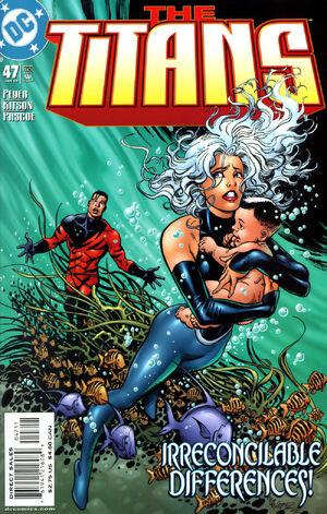 Titans (DC) Vol 1 47