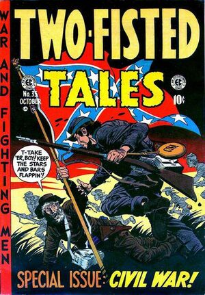 Two-Fisted Tales Vol 1 35