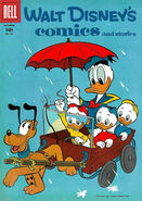 Walt Disney's Comics and Stories Vol 1 182