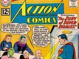 Action Comics Vol 1 286