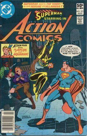 Action Comics Vol 1 521
