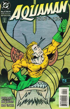 Aquaman Time and Tide Vol 1 4