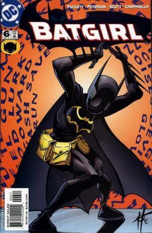 Batgirl Vol 1 6