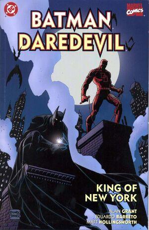Batman Daredevil Vol 1 1